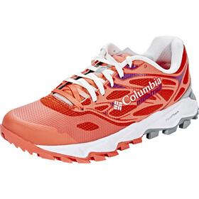 Columbia Trans ALPS F.K.T. II Buty do biegania Kobiety czerwony/biały